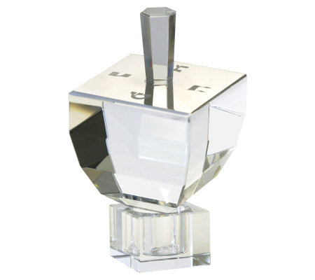 Copa Judaica Mirror Top Dreidel