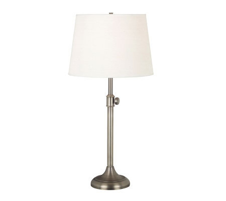 Kenroy Home Adjustable Height Tifton Table Lamp