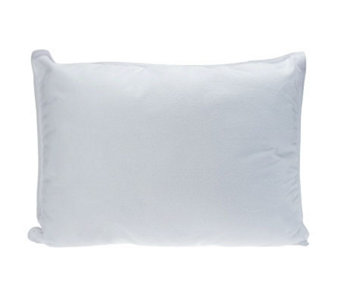 PedicSolutions Ventilated Foam & Fiber Std. Pillow w/ Plush Velour Cover - H196677