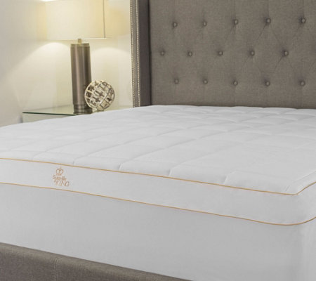 Sleep Like A King Ultimate Water Resistant Twin Mattress Pad