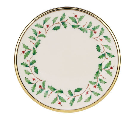 Lenox Holiday Butter Plate