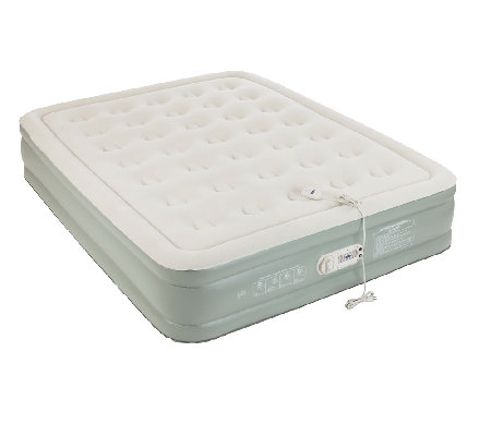 AeroBed Premier Raised Air Bed with Built-In Pump - Queen