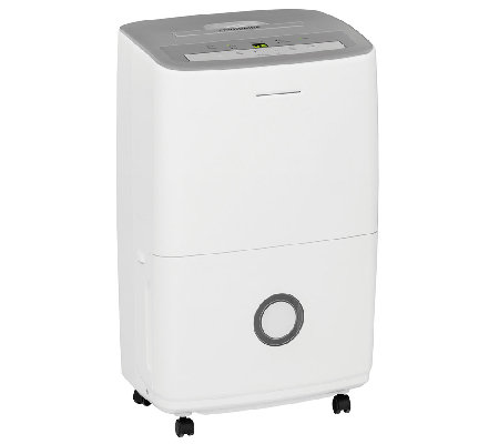 Frigidaire 50-Pint Dehumidifier w/ Humidity Control