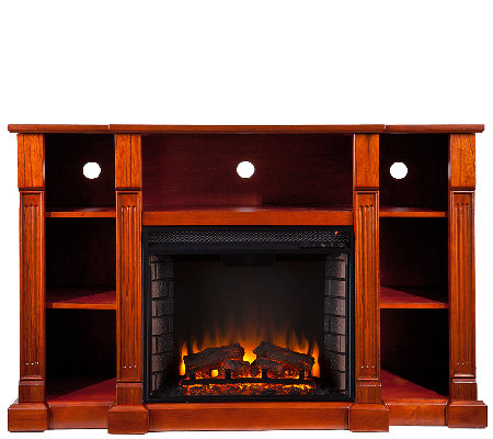 Kylie Electric Media Fireplace