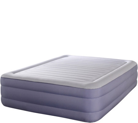 "Beautyrest 18"" Queen Raised Adjustable Air Bed Mattress"