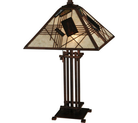 "Meyda 23"" Magnetism Table Lamp"