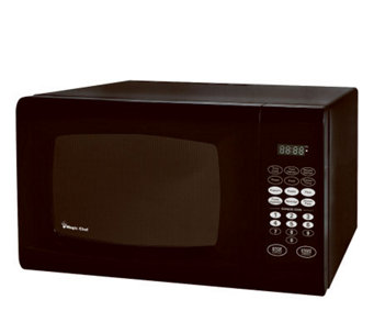 Magic Chef 0.9 Cubic Ft 900 Watt Microwave - H358977