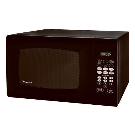 Magic Chef 0.9 Cubic Ft 900 Watt Microwave
