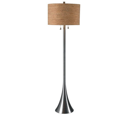 Kenroy Home Bulletin Floor Lamp