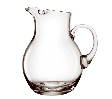 Luigi Bormioli Michelangelo Pitcher, 84 oz