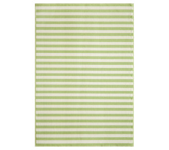 "Momeni Baja Stripes 6' 7"" x 9' 6"" Indoor/Outdoor Rug - H286178"