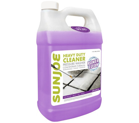 Sun Joe Heavy Duty Pressure Washer Cleaner andDegreaser