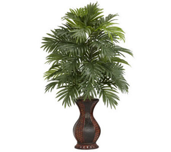 Areca Palm with Urn Plant by Nearly Natural - H357378