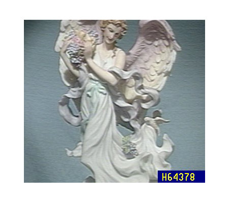 "Seraphim Nina ""Heavenly Harvest"" Angel Figurine"