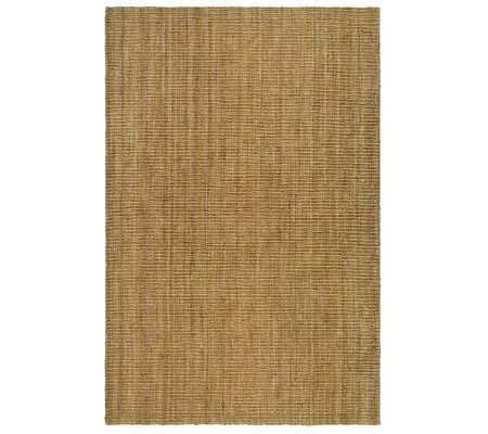 Serenity Natural Fiber Borderless Sisal 4' x 6'Rug