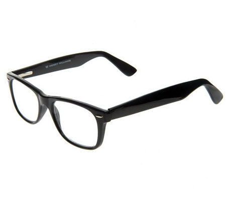 Wendy Williams Classic Horn Rim Readers