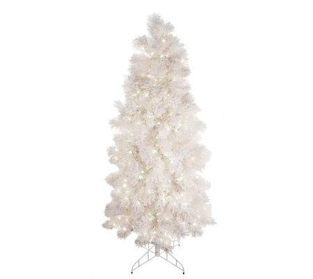 bethlehem lighting christmas trees. Bethlehem Lighting Christmas Trees. Lights 7.5\\u0027 Flocked Tree W/ Ready Shape Trees