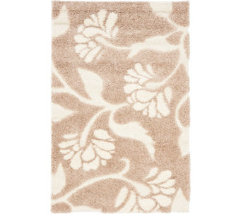 Safavieh 4'x6' Meadow Design Florida Shag Area Rug - H209879