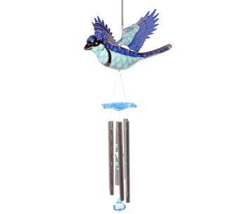 Exhart Large WindyWings Wind Chime - H284279