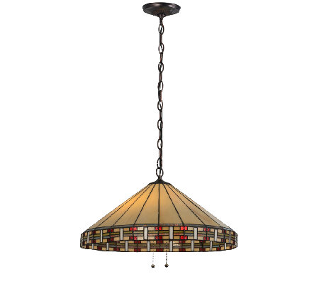 "Meyda 20"" Arizona Pendant Lamp"
