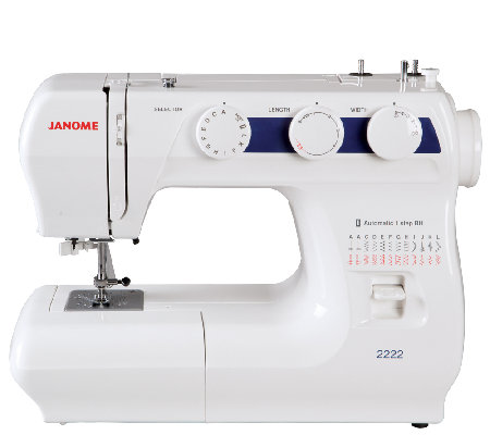 Janome 2222 Sewing Machine