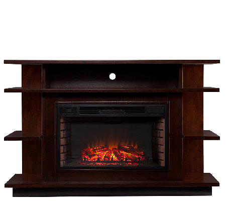 Glynn Media Electric Fireplace