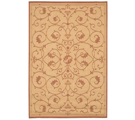 Couristan Recife Veranda Indoor Outdoor 2 X 3 7 Rug