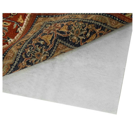 Ultra Thin Felt Rug Pad For Carpet With Dry Adhesive 5