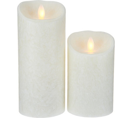Set of 2 Crystalline Mirage Candles by Candle Impressions
