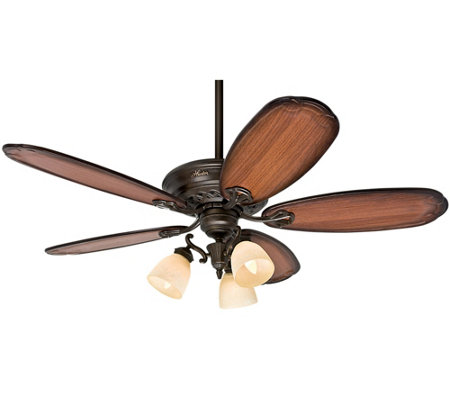 "Hunter 52"" Tuscan Gold Ceiling Fan"