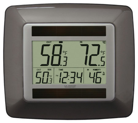 La Crosse Technology WS-8120 Solar Wireless Weather Station
