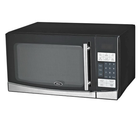 Oster OGB61102 1.1-Cubic foot Digital MicrowaveOven - Black