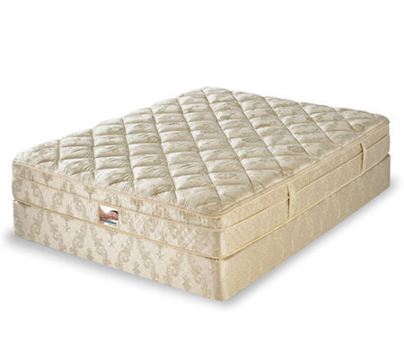 Bodipedic King Luxury Pillowtop Foam Sleep System
