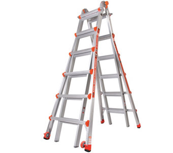 Little Giant Model 26 Multipurpose Ladder Type1A - H139281