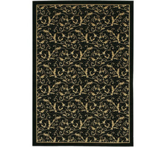 "Couristan 5'3"" x 7'6"" Everest Royal Scroll Rug - H160281"