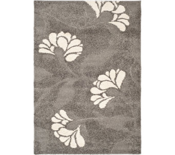 Safavieh 8'x10' Meadow Design Florida Shag Area Rug - H209881