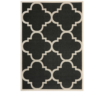 "Safavieh 5'3"" x 7'7"" Moroccan Tile Indoor/Outdoor Rug - H283081"