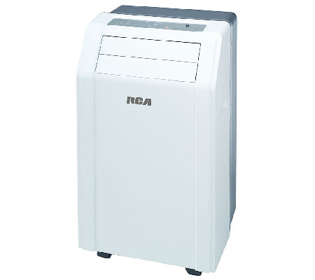RCA 3in1 Portable 12,000 BTU Air Conditioner w/Remote Control