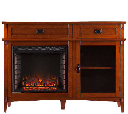 Marley Electric Fireplace Console
