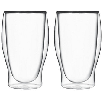Luigi Bormioli Thermic Beverage Glasses - Set of 2 - H287581