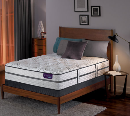 Serta iComfort Hybrid Vantage II Plush Split King Mattress Set