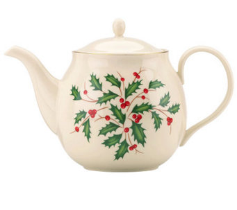 Lenox Holiday Teapot - H363881