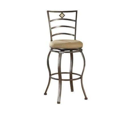 Hillsdale Furniture Marin Swivel Bar Stool