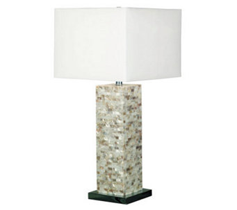 Kenroy Home Pearl Table Lamp - H181582