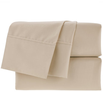 Northern Nights 600TC 100% Egyptian Cotton Wrinkle Defense Sheet Set - H209482