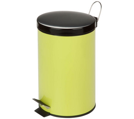 Honey-Can-Do 12-Liter Step Trash Can