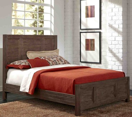 Home Styles Barnside Queen Bed Set