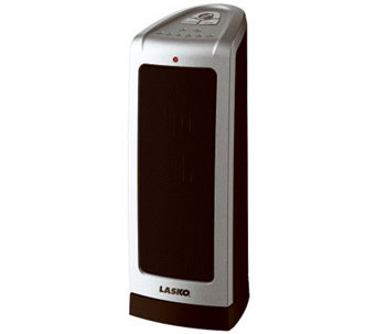 "Lasko Products Ceramic Tower 17"" Heater - Comfort Air - H363482"