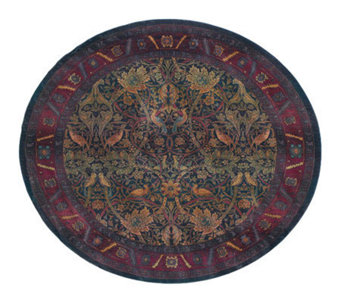 Sphinx Antique Garden 6' Round Rug by OrientalWavers - H139683