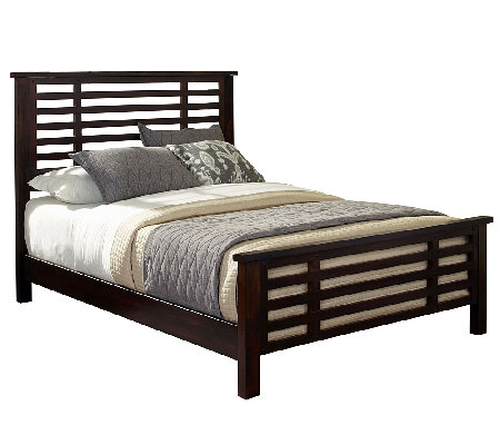 Home Styles Cabin Creek Queen Bed